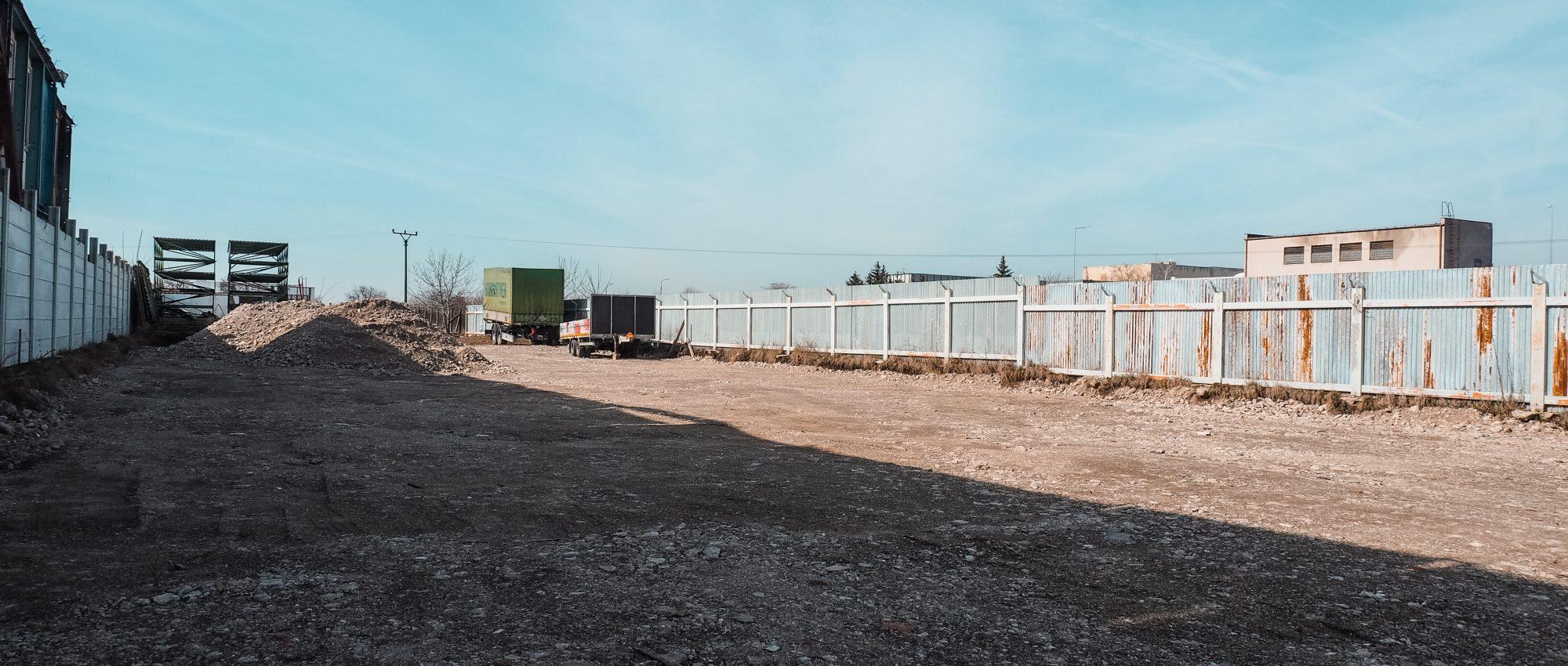 priemyselný pozemok na dlhodobý prenájom – Trstínska ul., Trnava