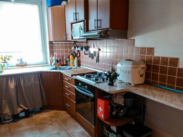2 izbový byt, kompletne zrekonštruovaný, Golianova ulica – Trnava