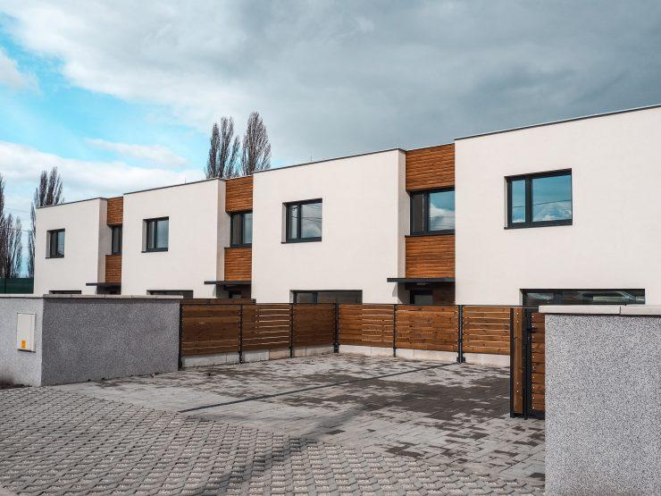 moderná novostavba rodinného domu Ružindol