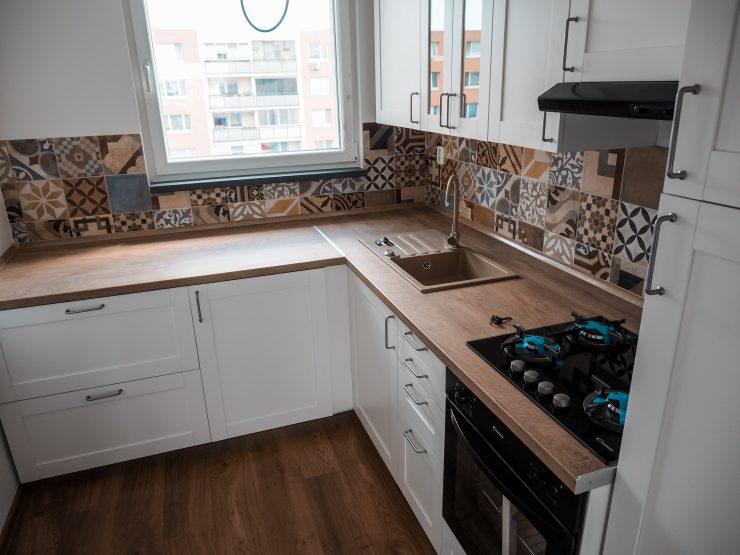 REZERVOVANÉ luxusne zrekonštruovaný 3 izb. byt – Spartakovská ul. Trnava