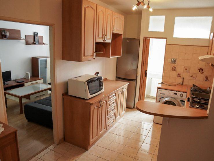 zariadený 3 izb. byt s klimatizáciou
