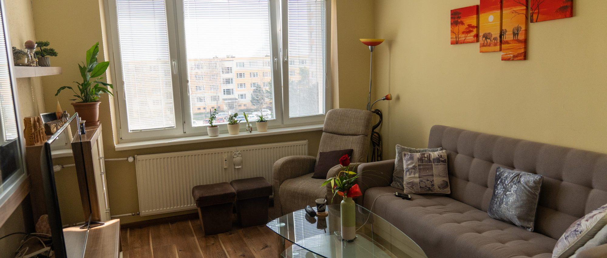 zrekonštruovaný 3 izbový byt, Golianova ul.